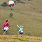 Take to the skies: Devils Dyke, Sussex by JLaverty