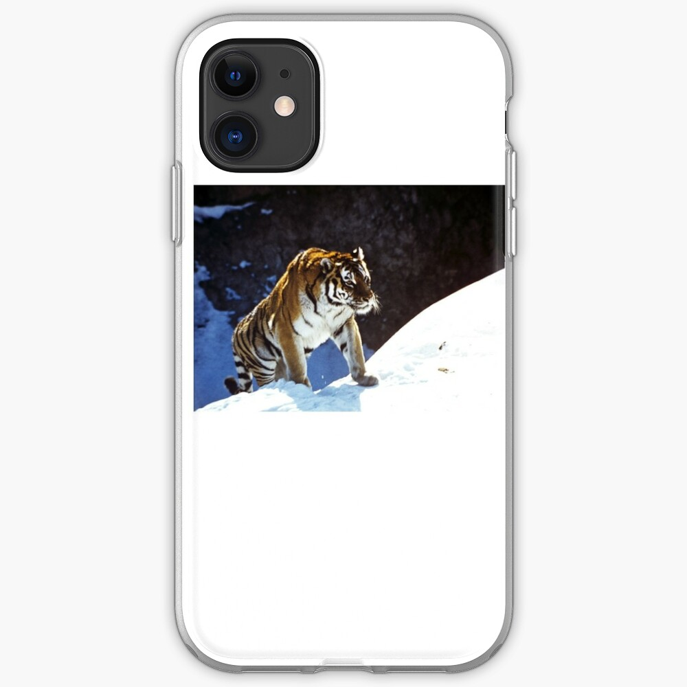 Travelling Tiger iPhone Case & Cover