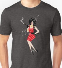 Cartoon Amy T-Shirt