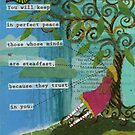 Steadfast Mind - Perfect Peace by Eva Crawford