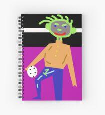 Goalkeeper Spiral Notebook