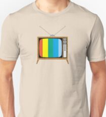 Retro TV Unisex T-Shirt
