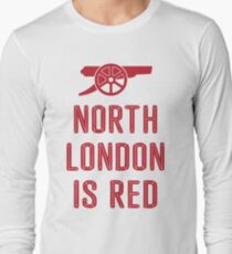 Arsenal FC - North London is Red T-Shirt