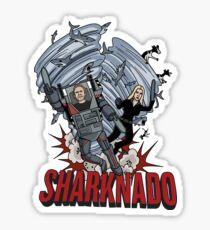 Shark Heroes Sticker