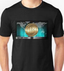 Bitcoin Concept T-Shirt