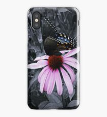 Social Butterfly iPhone Case