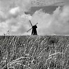 Rottingdean Windmill by JLaverty