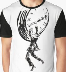 Harold Lloyd Safety Last Graphic T-Shirt