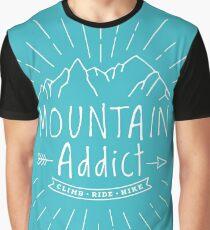 Mountain Addict Graphic T-Shirt