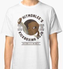 Hitmonlee Kickboxing Dojo Classic T-Shirt
