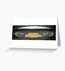 Wimbledon Court One Greeting Card