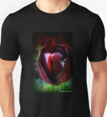 Ruby Tu-Lips Unisex T-Shirt