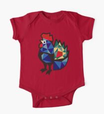 Polish Folk Rooster Kids Clothes