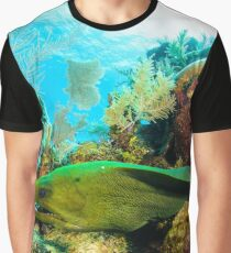 It's a moray! Graphic T-Shirt