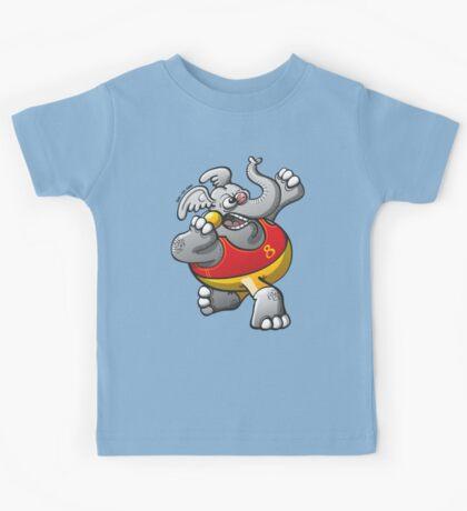 Shot Put Elephant Kids Clothes