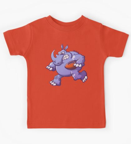 Rugby Rhinoceros Kids Clothes