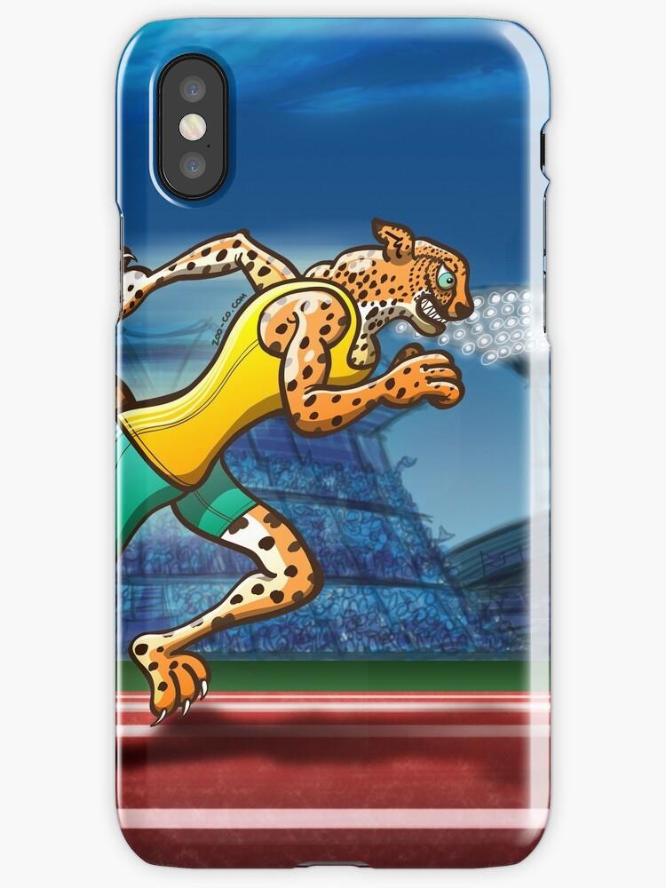 Runner Cheetah by Zoo-co