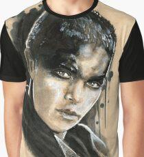 Furiosa Mad Max Caffeine Shock Graphic T-Shirt