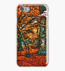 WOODLAND 7D iPhone Case/Skin
