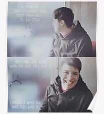 dan - blood of olympus Poster
