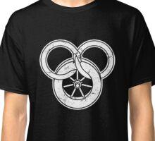 Wheel Of Time Symbol Vintage Classic T-Shirt