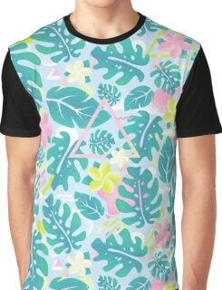 Tropical summer pattern Graphic T-Shirt