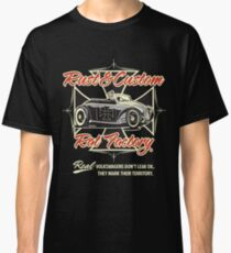 Rat Factory Rust & Custom Classic T-Shirt