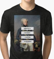 Lafayette - Amerikas Fav Fighting Franzose Vintage T-Shirt