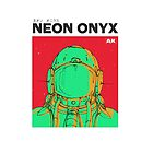 Neon Onyx - Green by Angelie Koerner