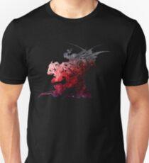 Final Fantasy VI logo universe Unisex T-Shirt