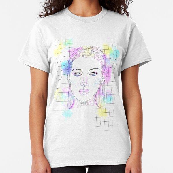 Bella Hadid Classic T-Shirt Unisex Tshirt