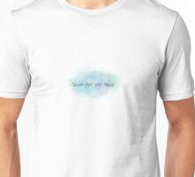 Swim for the music Unisex T-Shirt