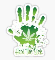 Heal the Sick  Sticker