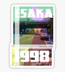 Esaka Summer Sticker