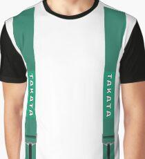 TAKATA Harness Graphic T-Shirt