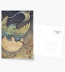 Frühlingsschnee Postkarten