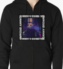 Danny Brown - Atrocity Exhibition  Zipped Hoodie