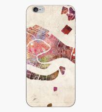 Venice map iPhone Case
