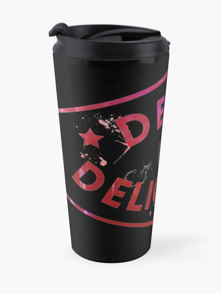 Alternate view of Dead But Delicious Travel Mug