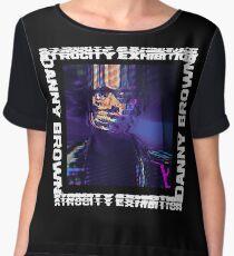 Danny Brown - Atrocity Exhibition  Chiffon Top