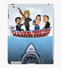 Fish Punch iPad Case/Skin