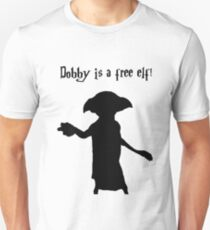Dobby is a free elf! T-Shirt