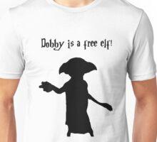 Dobby is a free elf! Unisex T-Shirt