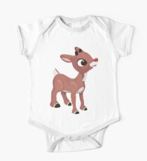 Classic Rudolph One Piece - Short Sleeve
