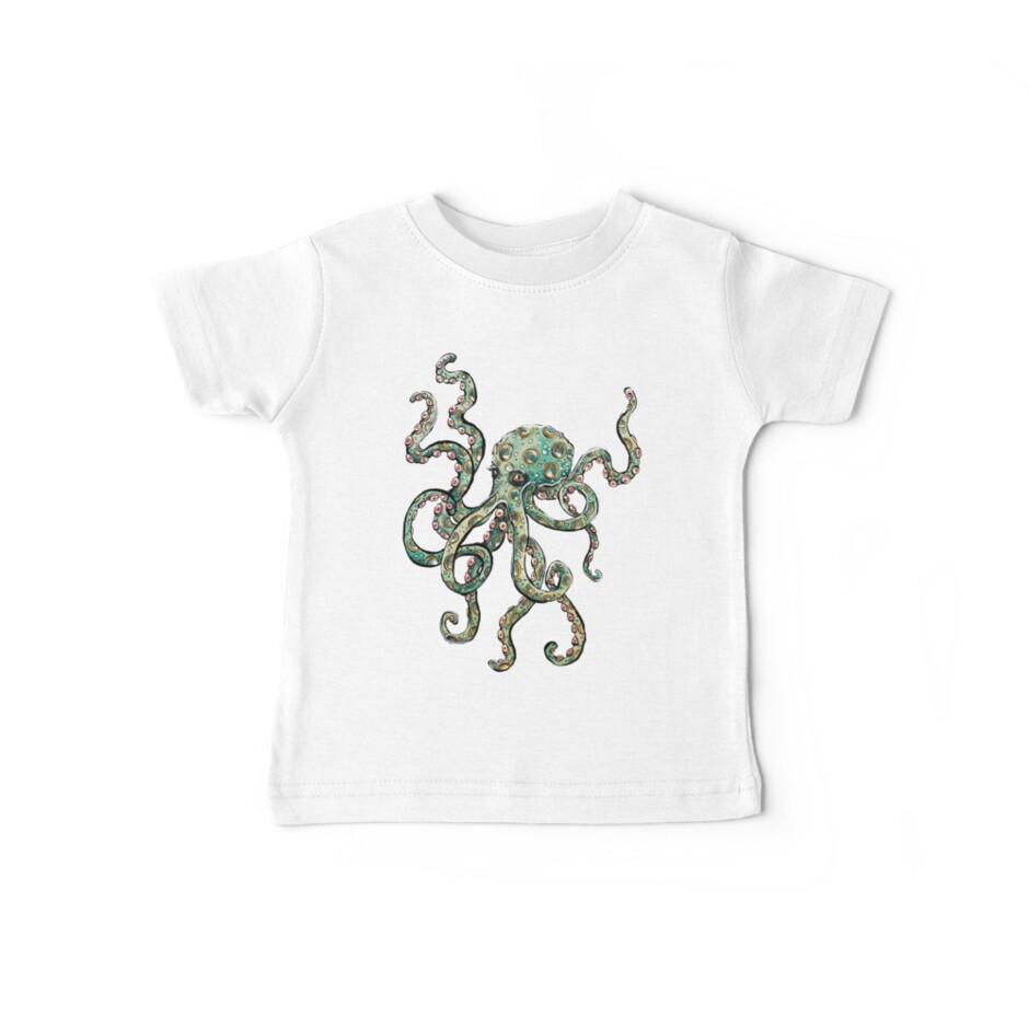 Octopus by Caviglia