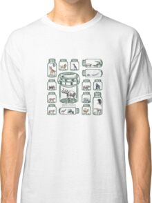 Protect Wildlife - Endangered Species Preservation  Classic T-Shirt