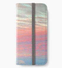 Dusky Sky  iPhone Wallet/Case/Skin