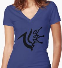House Ylisse vs. The Grimleal Women's Fitted V-Neck T-Shirt