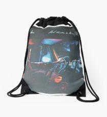 Bear's Den - Red clay and Pouring rain - Vinyl sleeve Drawstring Bag