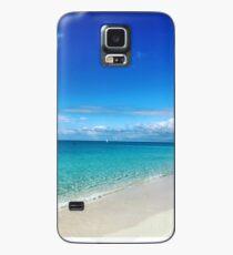 Insel Strand Hülle & Klebefolie für Samsung Galaxy